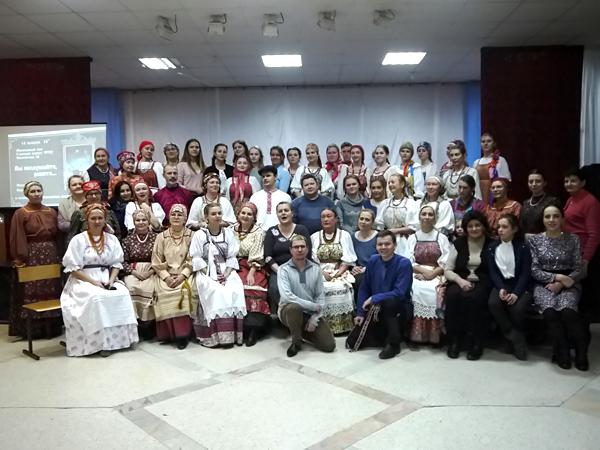 Народные традиции в НГПУ