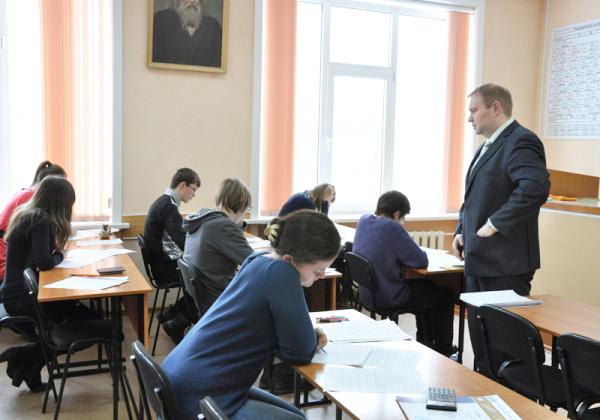 Завершилась олимпиада «Будущее Сибири» по химии