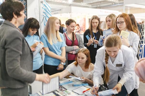 Более 70 вузов и техникумов России и зарубежья представят на выставке «Образование. Профессия и карьера – 2019»