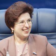 Экс-депутат Госдумы Ирина Мануйлова нашла работу в Минобре