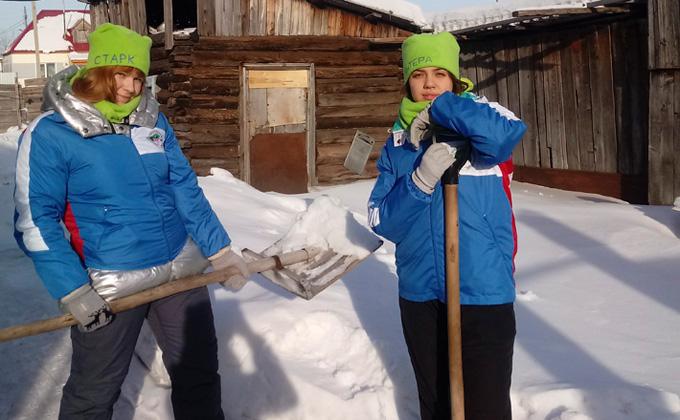 15 тысяч волонтеров прибавилось в Новосибирской области