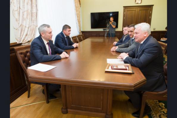Опыт Новосибирской области по развитию самбо может быть тиражирован в другие регионы страны