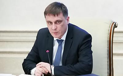 Министром образования Новосибирской области стал С.В. Федорчук
