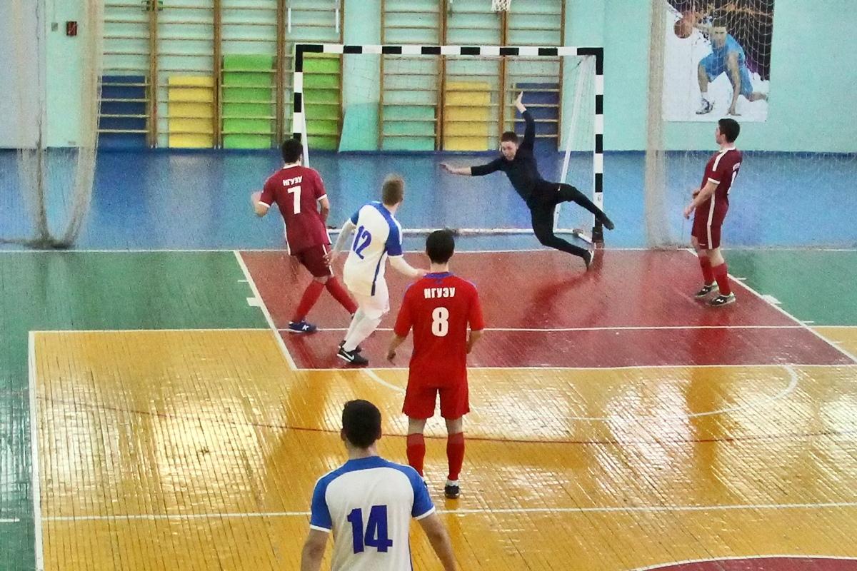 Команда НГПУ – чемпион Новосибирска по мини-футболу