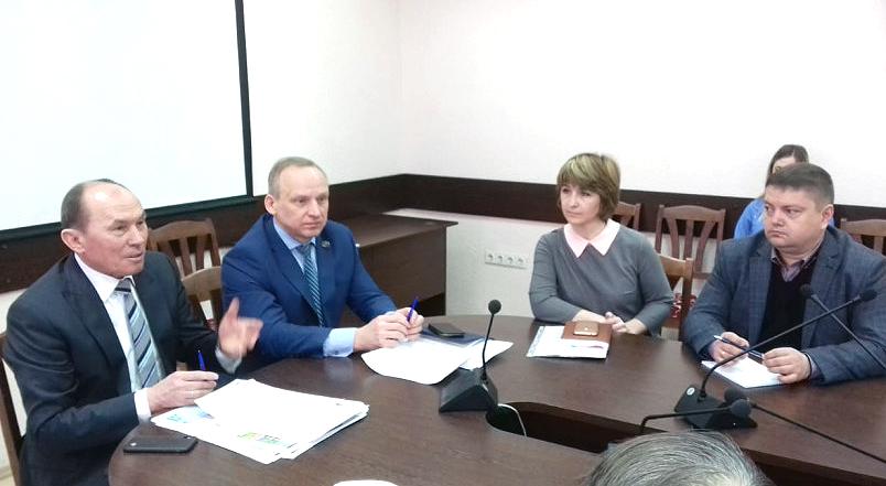 Делегация Маслянинского района посетила НГПУ