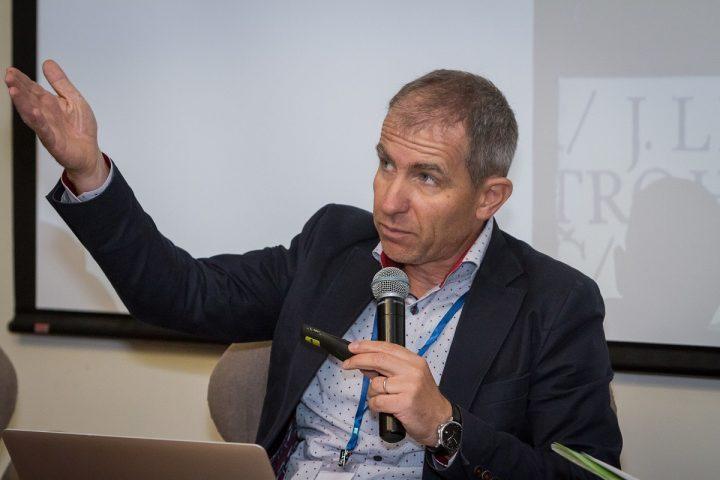 Известный культуролог Томаш Гланц выступит на «Гуманитарных штудиях»