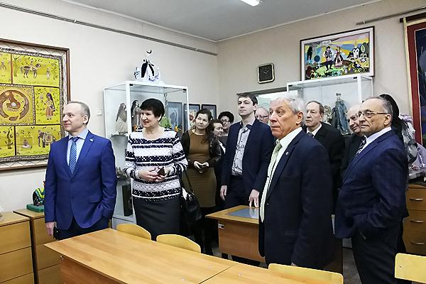 Решение образовательных задач региона как приоритет работы НГПУ