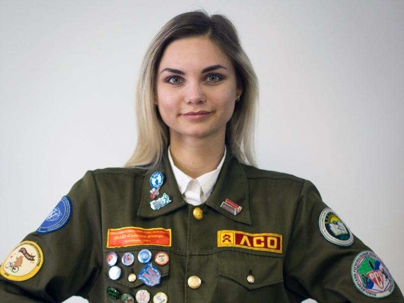 """""""Мисс СО-2019"""" стала вожатая Ксюша"""