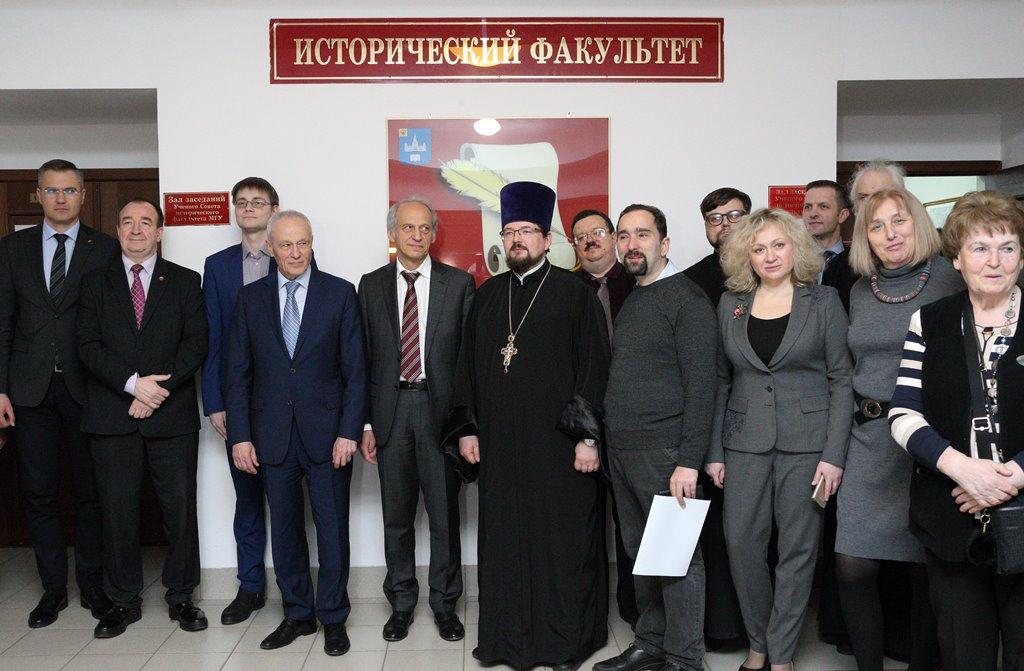 В МГУ обсудили вектор развития Союзного государства Беларуси и России
