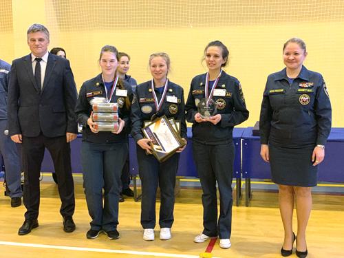 Определены победители VI Всероссийских соревнований «Человеческий фактор. Студенческая лига»
