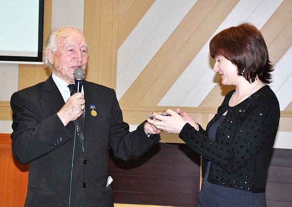 Встреча, посвященная Покрышкину, прошла в НГПУ