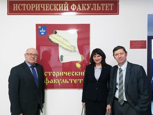 Укрепление российско-белорусских отношений: представители НГПУ выступили на конференции в Москве