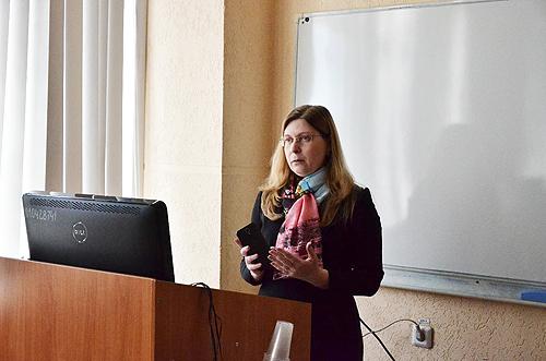 Перспективы развития географической науки обсудили в НГПУ