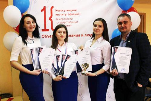 Студентки института детства НГПУ — призеры всероссийской олимпиады по педагогике