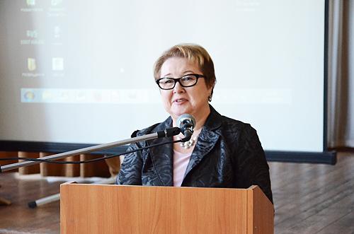 «Требование времени»: новые методики обучения русскому языку обсудили в ИФМИП НГПУ