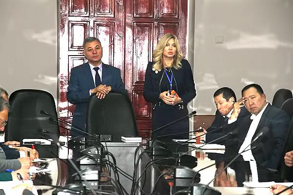 В КГУ имени И.Арабаева прошла процедура независимой аккредитации образовательных программ