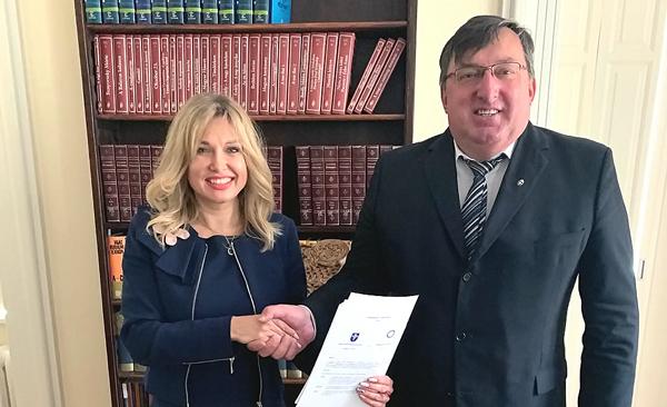 Будапешт-Новосибирск: расширение сотрудничества в области образования