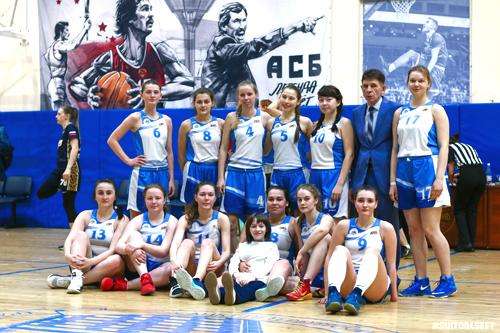 Баскетболистки Волгатеха — среди сильнейших в России
