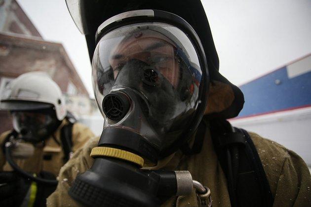 Новосибирский музыкант записал песню о пожарных-фениксах