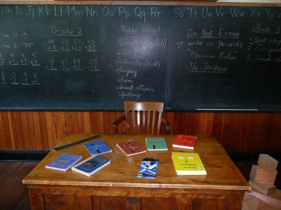 Стареет учительский состав школ Искитимского района
