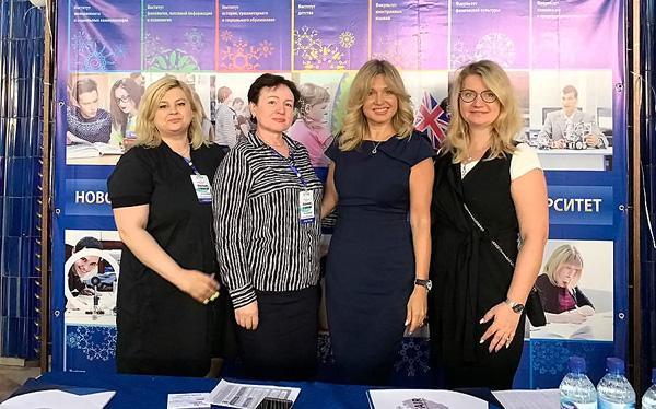 НГПУ на выставке «Образование и профессия – 2019» в Ташкенте