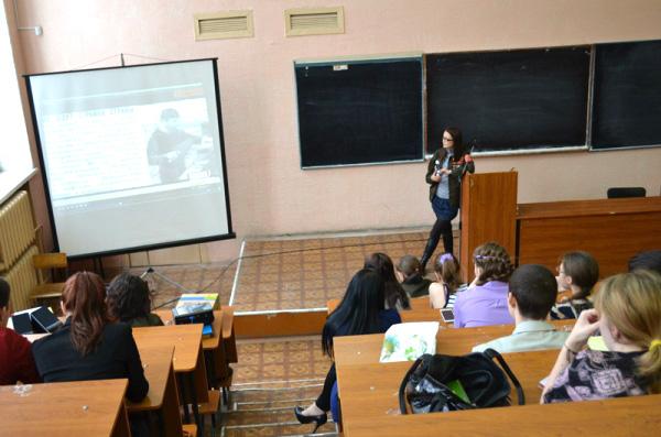 Студенты НГПУ выбирают работу в Штабе студотрядов НСО