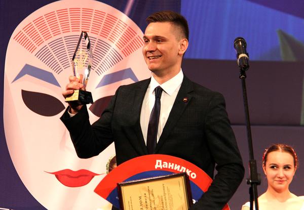 Выпускник ИИГСО НГПУ – победитель областного конкурса «Учитель года – 2019»