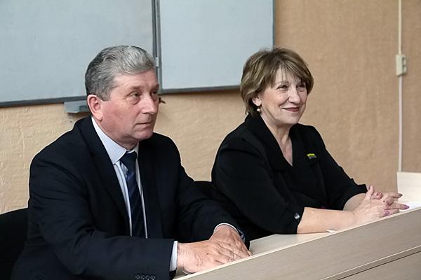 18 апреля НГПУ посетила делегация Каргатского района