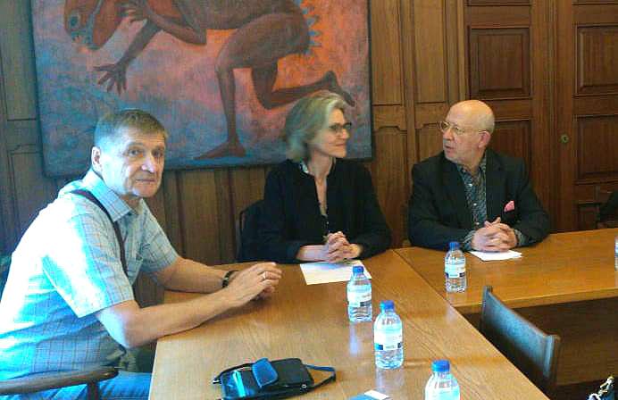 НГПУ и Университет города Порту: сотрудничество продолжается