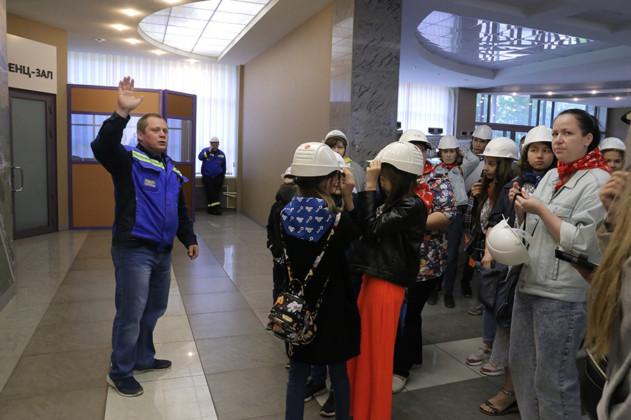 Глобальное «Потепление»: Как прошел день открытых дверей на новосибирской ТЭЦ-5?