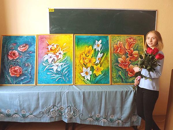 Дипломные работы ИКиМП НГПУ: красота и уникальность