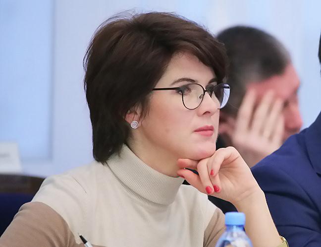 Наталья Пинус выдвинет свою кандидатуру на выборы мэра Новосибирска от партии «Российский общенародный союз»