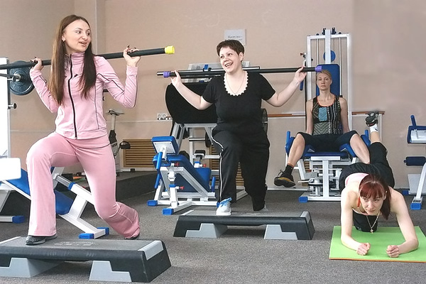 Депутат Госдумы Вера Ганзя: «В фитнес-центрах работают люди, которые часто не имеют отношения к профессиональному спорту»