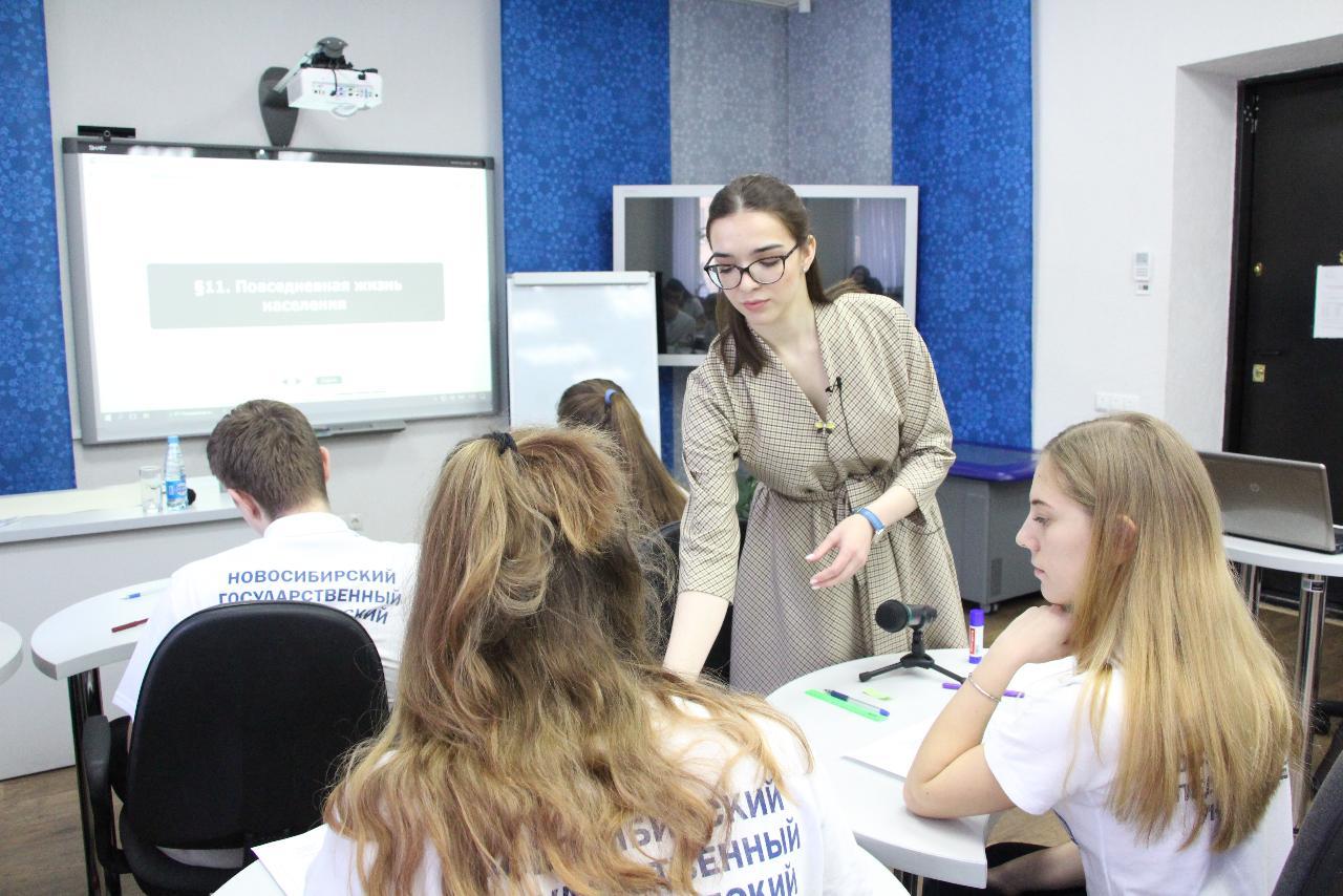 Опорные школы РАН: НГПУ вошел в рабочую группу проекта