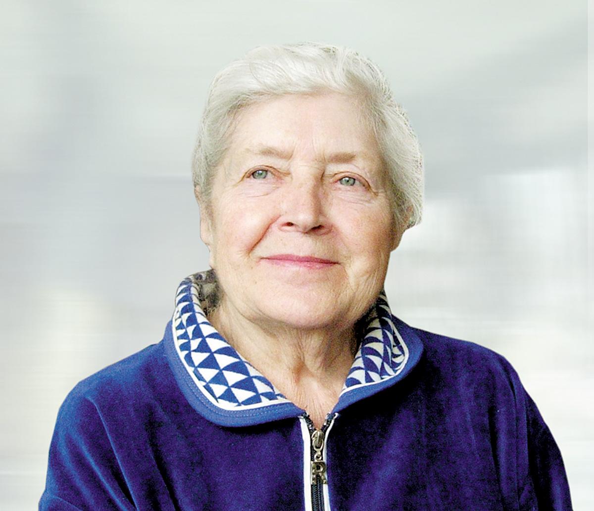 90-летие отмечает легендарный педагог Вера Солдатова из Бердска