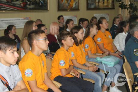 В Новосибирске проходит семинар «Школы юных пожарных Сибири»