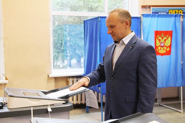 Голосуем в НГПУ: новосибирцы выбрали главу города