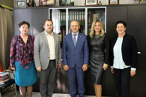 НГПУ развивает сотрудничество с Якутией