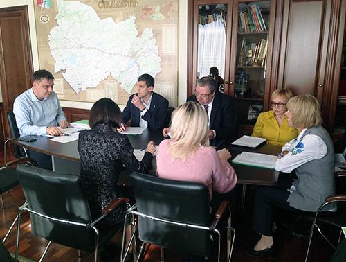 В Министерстве образования обсудили конкурс соцпроектов для кадетов