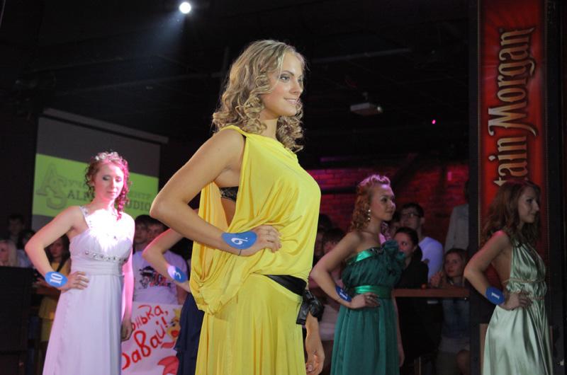 Модный планшет и почти настоящие бриллианты получила новосибирская «Мисс студенческие отряды»