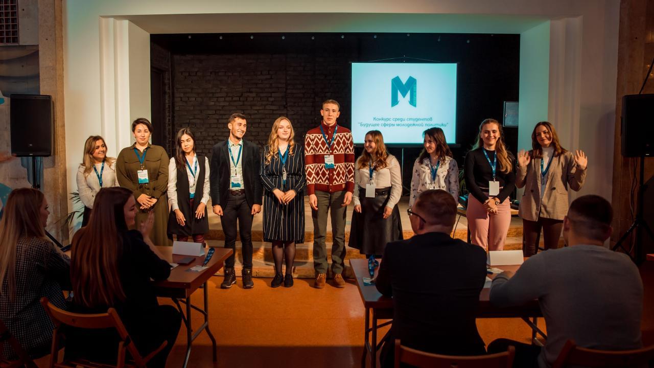 Лучшие организаторы работы с молодежью учатся в НГПУ