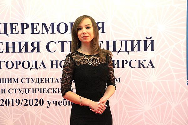 Студенты НГПУ стали стипендиатами мэрии Новосибирска