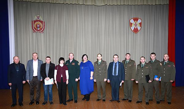 Новосибирский военный институт Росгвардии провёл межвузовскую научную конференцию