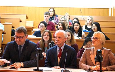 Омская область: Подвели итоги II этапа Всероссийской студенческой олимпиады по дошкольной педагогике среди вузов СФО