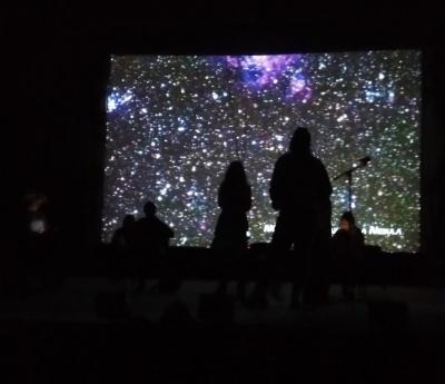 Новосибирским студентам показали инклюзивный спектакль «Моя планета»