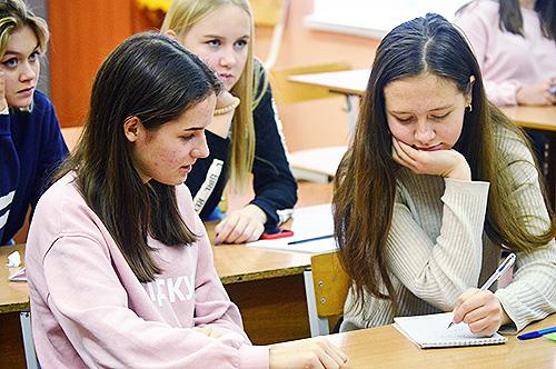 Биотехнологический лицей в Кольцово: курс на перемены