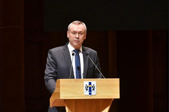 Травников: Новосибирская область войдет в пятерку регионов с лучшей системой образования