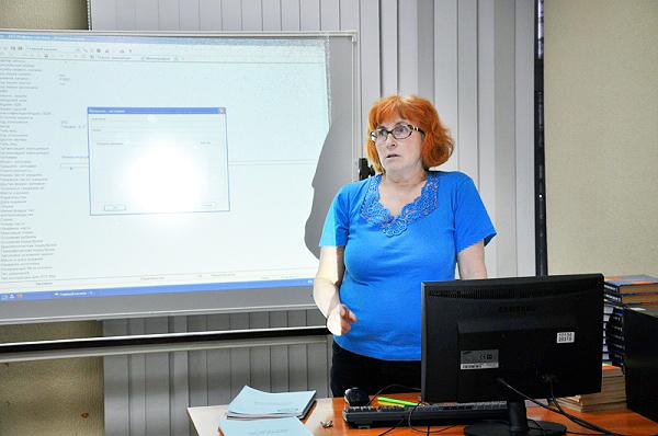 НГПУ обучает сотрудников библиотек ссузов