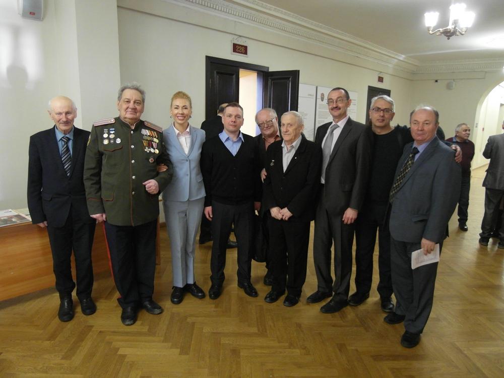 В Новосибирске прошла всероссийская научная конференция, посвященная 75-летию Победы