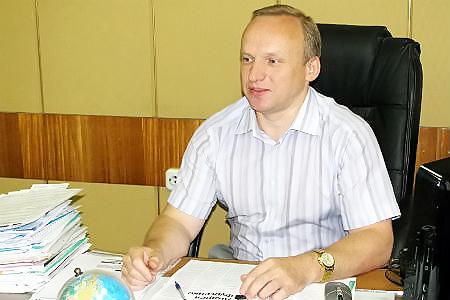 Алексей Герасев переизбран ректором НГПУ на второй срок